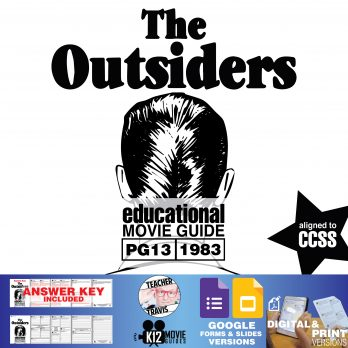 The Outsiders Movie Guide Cover