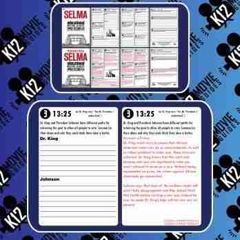 Selma Movie Guide | Questions | Worksheet | Google Forms (PG13 - 2014) Free Sample