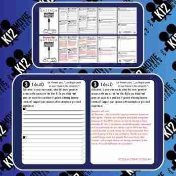 Gattaca Movie Guide | Questions | Worksheet (PG13 - 1997) Free Sample