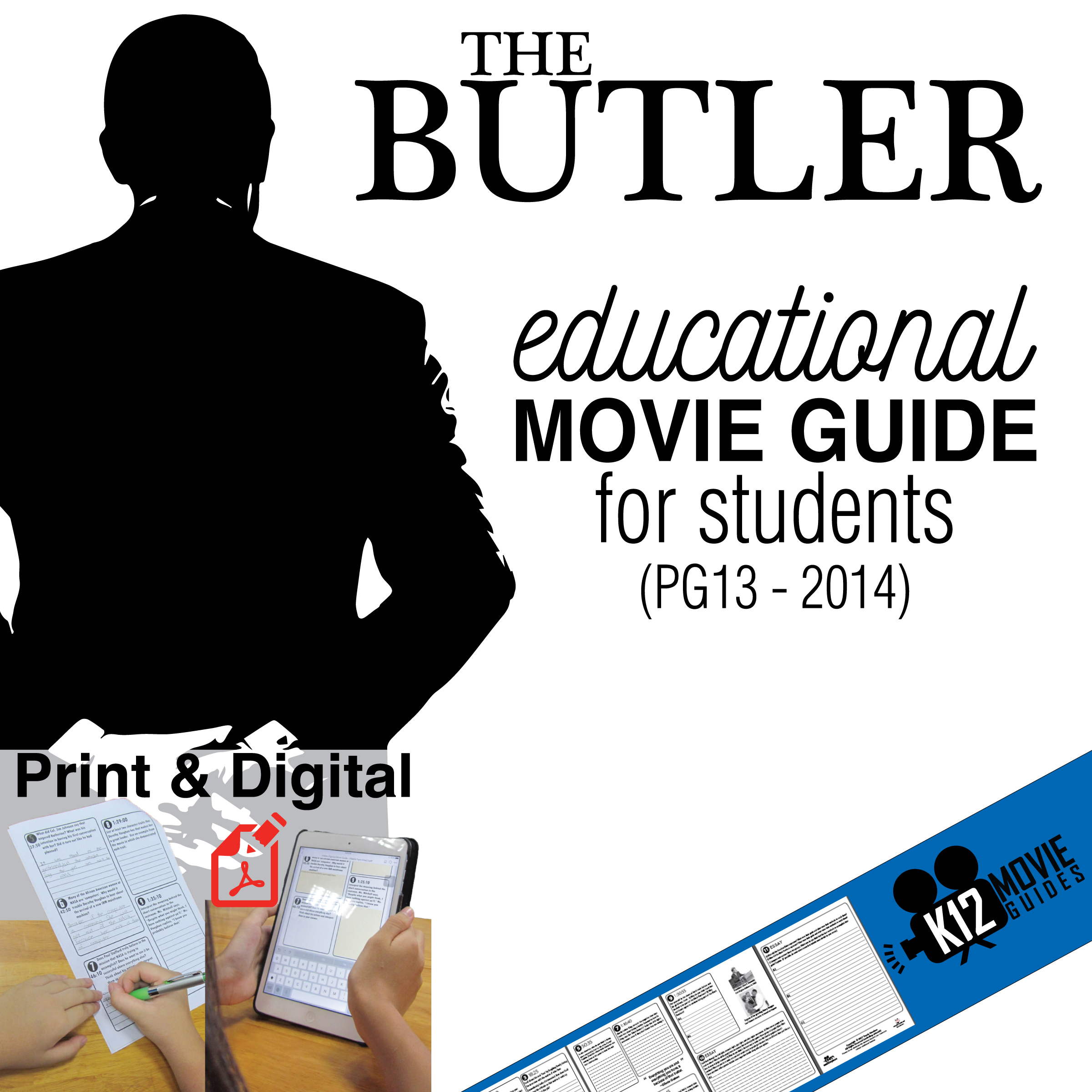 The Butler Movie Guide Cover