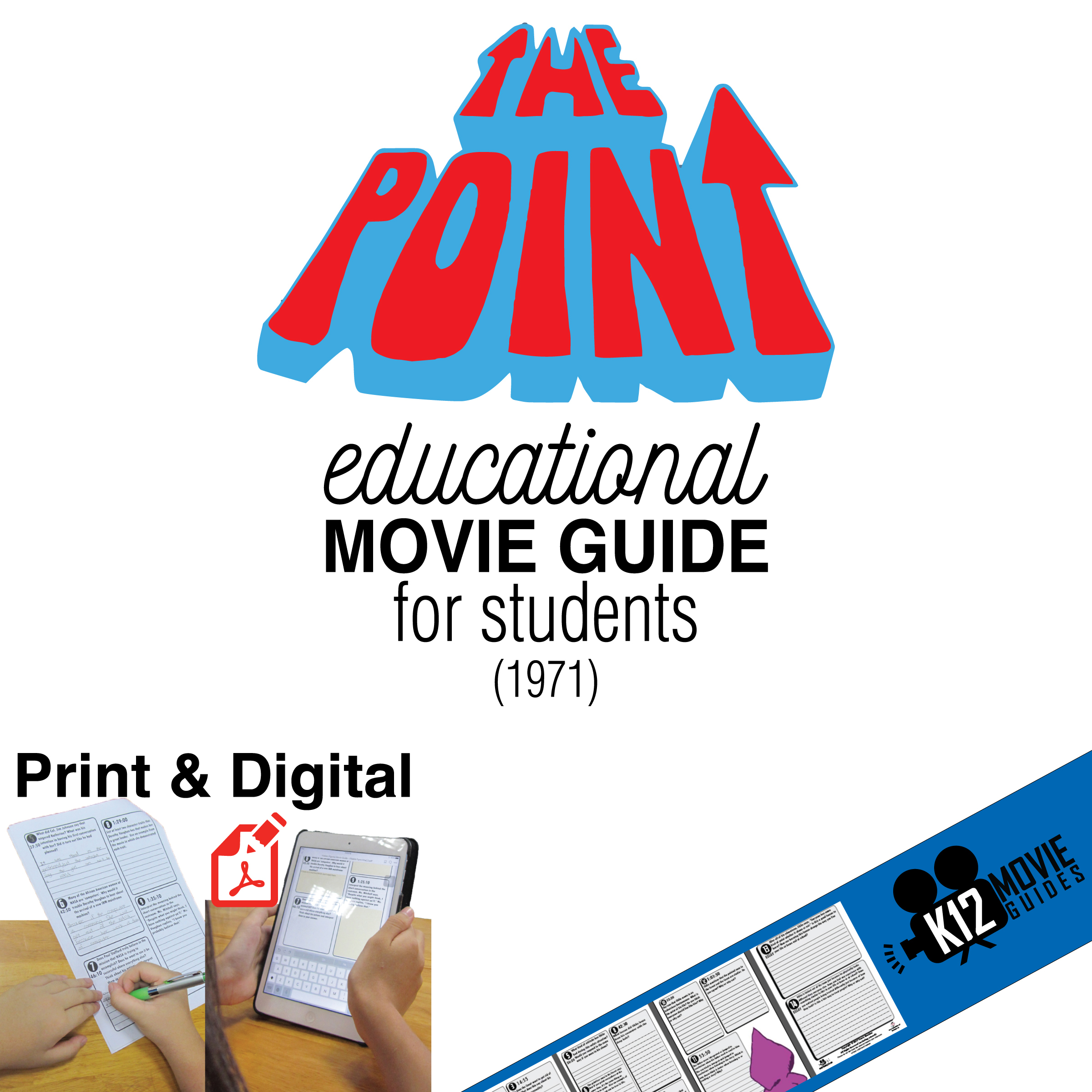 The Point Movie Guide (1971) Cover