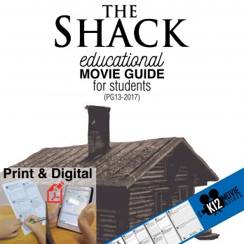 The Shack Movie Guide Cover