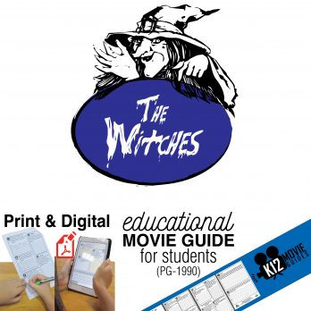 The Witches Movie Guide Cover