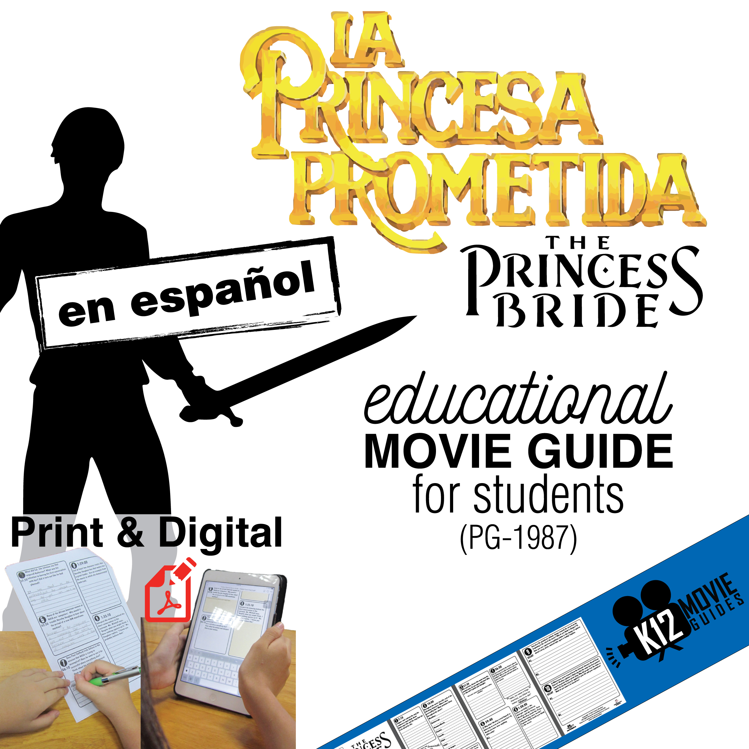 The Princess Bride Movie Guide | La Princesa Prometida Guía de película en Español
