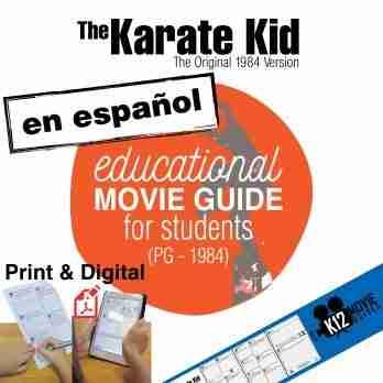 The Karate Kid Guía de película en Español Cover