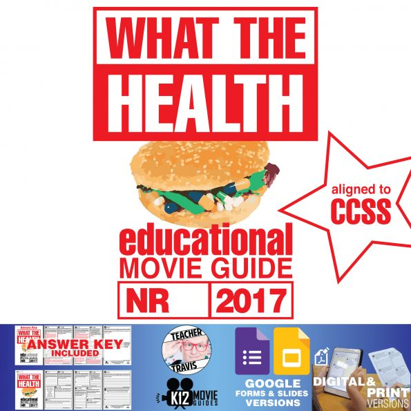 What the Health Documentary Movie Guide   Questions   Worksheet   Google (2017) Cover