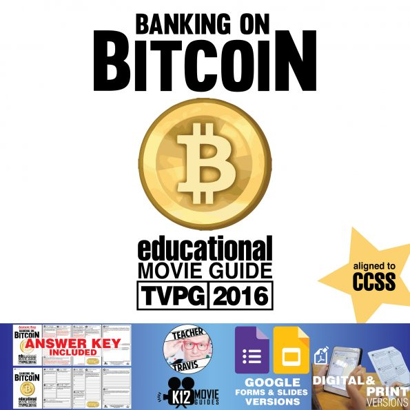 Banking on Bitcoin Movie Guide | Questions | Google Formats (TVPG - 2016) Cover