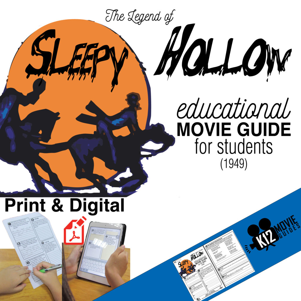 the legend of sleepy hollow movie guide