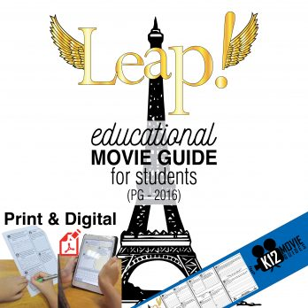 Leap! Movie Guide (PG - 2016) Cover