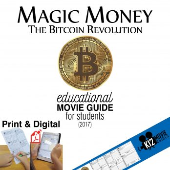 Magic Money: The Bitcoin Revolution Movie Guide Cover