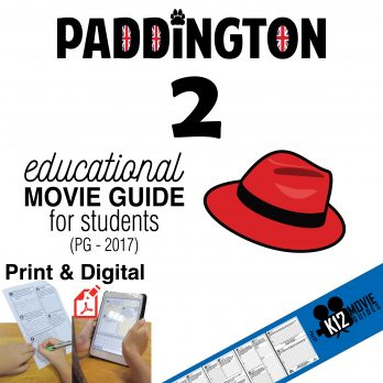 Paddington 2 Movie Guide CoverPaddington 2 Movie Guide Cover