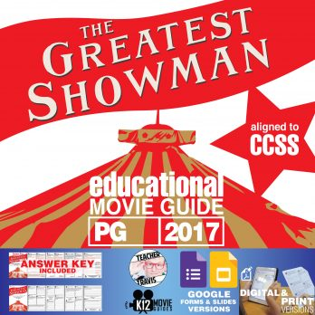 The Greatest Showman Movie Guide | Questions | Google Form (PG - 2017) Cover
