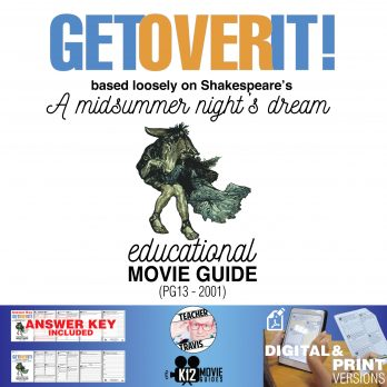 Get Over It Movie Guide | Questions | Worksheet (PG13 - 2001)