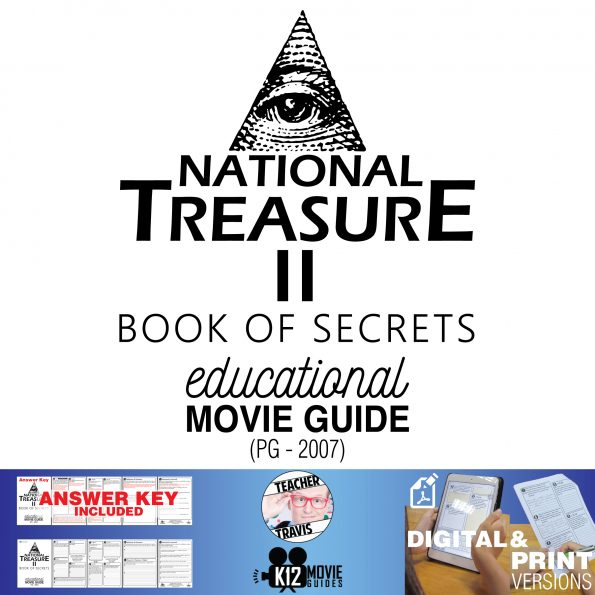 National Treasure: Book of Secrets Movie Guide | Questions (PG - 2007)