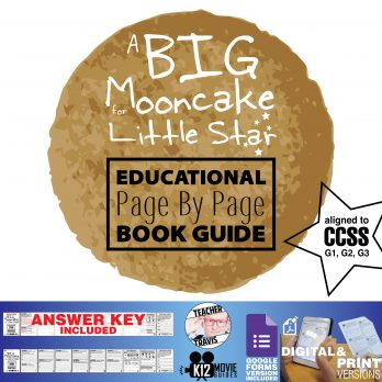 A Big Mooncake for Little Star Book Read Aloud Book Guide | Questions | Google Cover