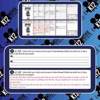 Joy Movie Guide | Questions | Worksheet (PG13 - 2015) Sample