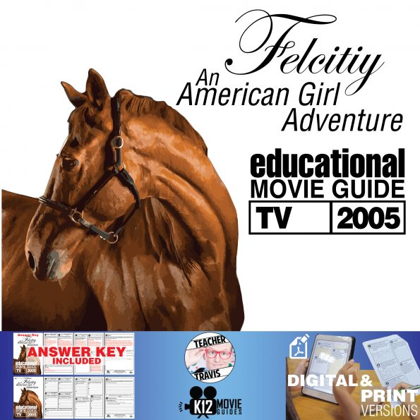 Felicity: An American Girl Adventure Movie Guide | Questions (TV - 2005) Cover