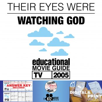 Their Eyes Were Watching God Movie Guide | Questions | Worksheet (TV - 2005) Cover