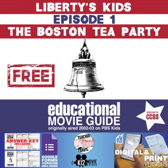 Liberty's Kids | The Boston Tea Party | Episode 1 (E01) | Movie Guide (FREE)