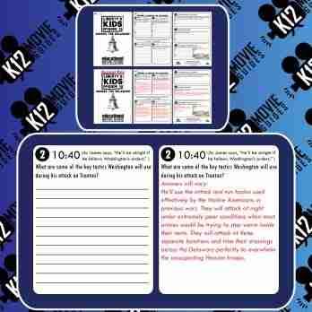 Liberty's Kids | Across the Delaware Episode 19 (E19) - Movie Guide | Worksheet Free Sample