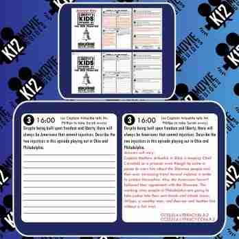 Liberty's Kids - American Crisis (E18) - Movie Guide | Worksheet Free Sample