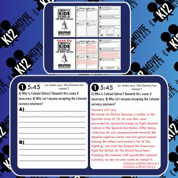Liberty's Kids - American in Paris (E20) - Movie Guide | Worksheet Free Sample