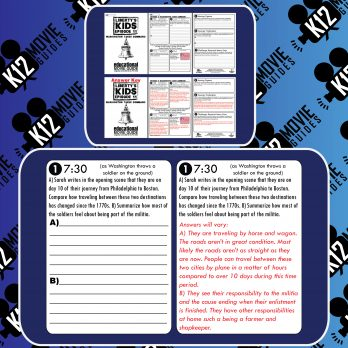 Liberty's Kids | Washington Takes Command Episode 11 (E11) - Movie Guide Free Sample