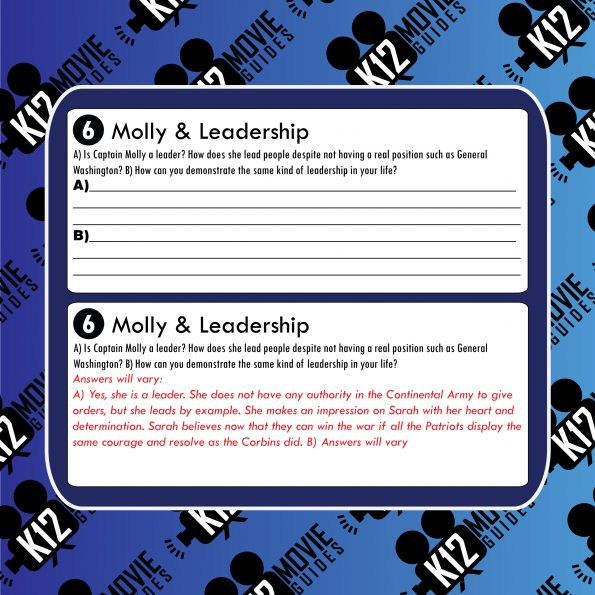 Liberty's Kids | Captain Molly Episode 17 (E17) - Movie Guide | Worksheet Free Sample