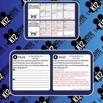 Hairspray Movie Guide | Questions | Worksheet (PG - 2007) Free Sample