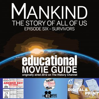 Mankind the Story of All of Us (2012) Survivors (E06) Documentary Movie Guide Cover