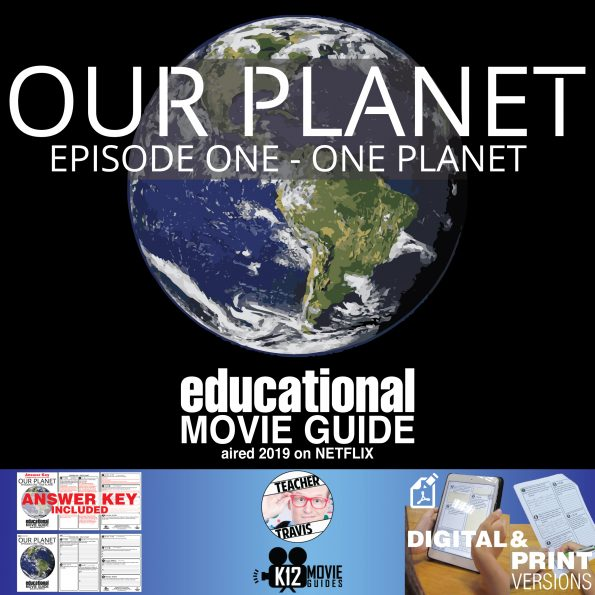 Our Planet Documentary Series (E01) One Planet Movie Guide (G - 2019) Cover