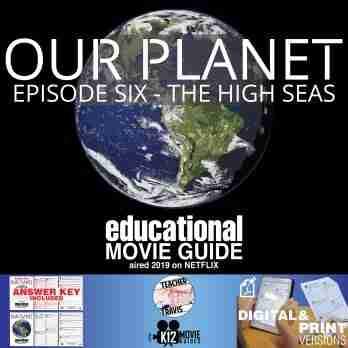 Our Planet Documentary (E06) The High Seas Movie Guide (G - 2019) Cover