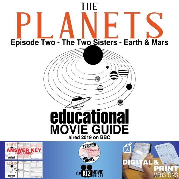 The Planets BBC Documentary (E02) Movie Guide (G - 2019) Cover