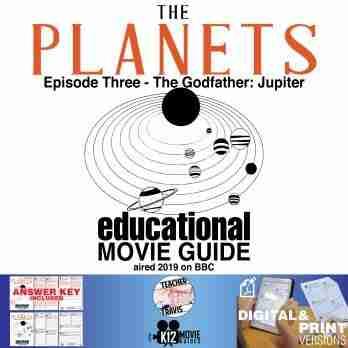 The Planets BBC Documentary (E03) Movie Guide (G - 2019) Cover