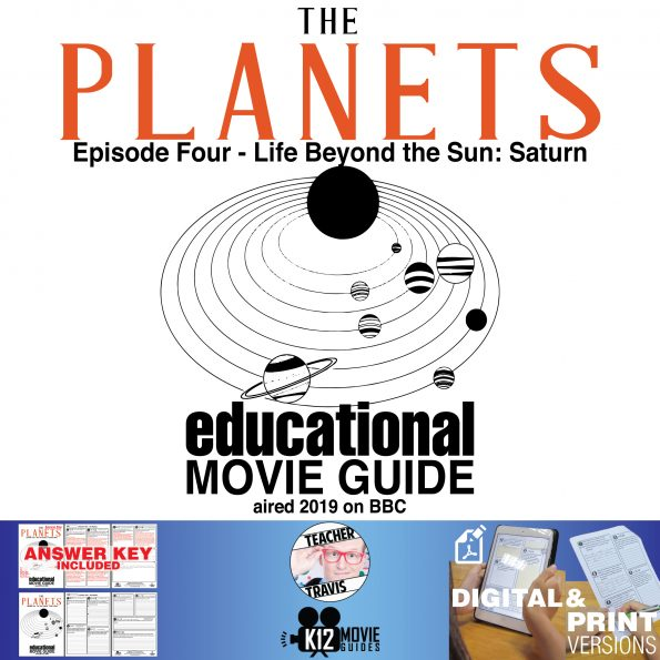 The Planets BBC Documentary (E04) Movie Guide (G - 2019) Cover