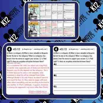 Anastasia Movie Guide | Questions | Worksheet (G - 1997) Free Sample