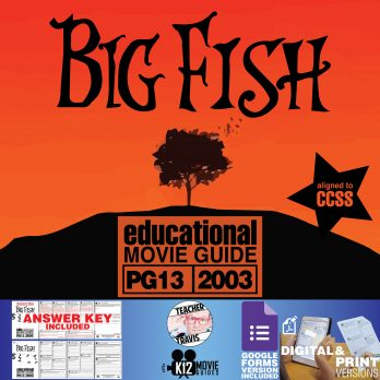 Big Fish Movie Guide | Questions | Google Forms (PG13 - 2003) Cover