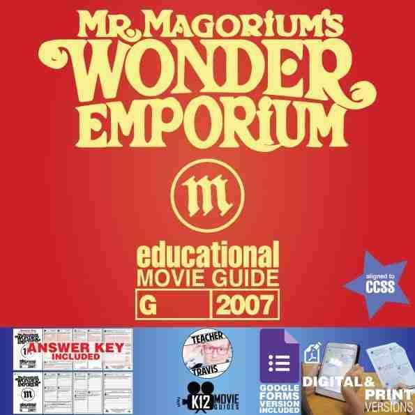 Mr. Magorium's Wonder Emporium Movie Guide | Questions | Google (G - 2007) Cover