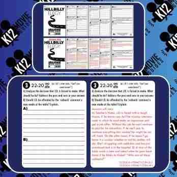 Hillbilly Elegy Movie Guide   Worksheet   Questions   Google Form (R - 2020) Free Sample