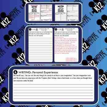 Mater and the Ghostlight Pixar Short Video Guide | Questions | Worksheet | Google Form (2006) Sample