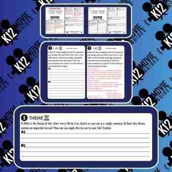 Tin Toy Pixar Short Video Guide | Questions | Worksheet | Google Slides (1988) Sample