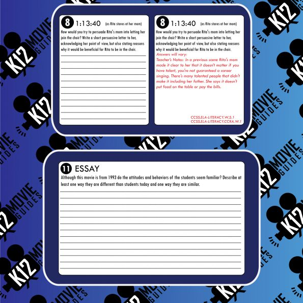 Sister Act 2: Back in the Habit Movie Guide | Worksheet | Questions (PG - 1993) Sample